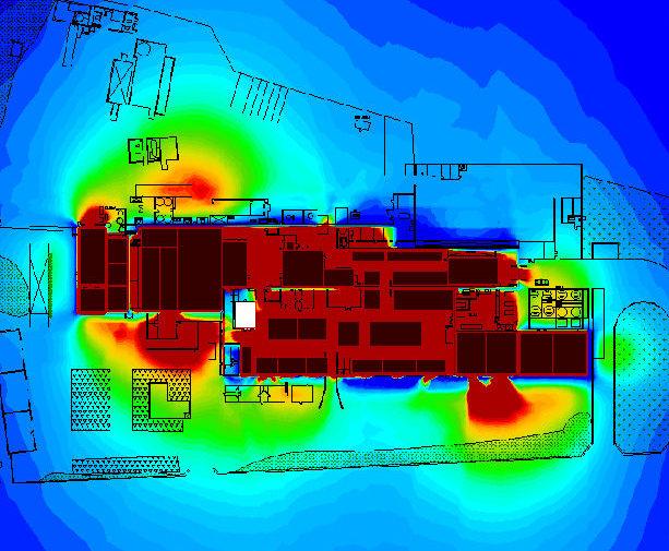 Simulation flux thermiques